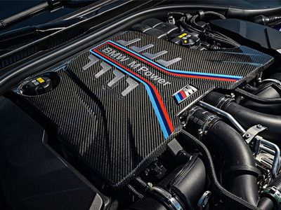 BMW - M Performance Carbon Engine Cover - BMW F90 M5