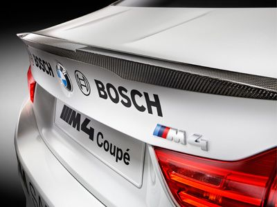 BMW - M Performance Carbon Fiber Rear Spoiler - BMW F82 M4
