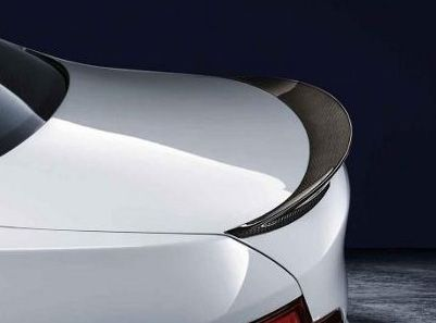 BMW - Performance Carbon Fiber Rear Spoiler - BMW F10 5-Series & M5
