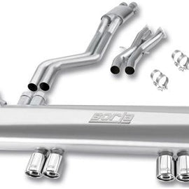 Borla - ATAK Stainless Steel Exhaust System - BMW E46 M3