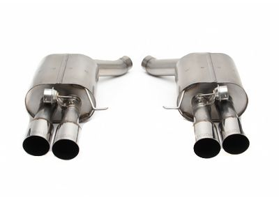 Dinan - Free Flow Stainless Exhaust System - BMW F10 M5