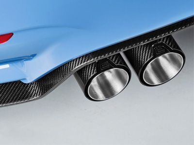 Eisenmann - Carbon Fiber Exhaust Tips - BMW F8X M3 & M4