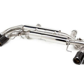 Eisenmann G30 M550i Performance Exhaust + Carbon Tip Set