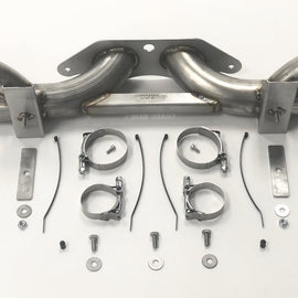 Shark Werks 991 / 991.2  GT3 / GT3 RS Sport Exhaust - Center Bypass