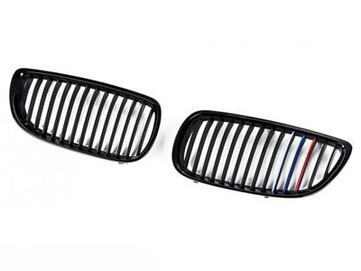 iND - Painted Kidney Grilles - BMW E9X M3