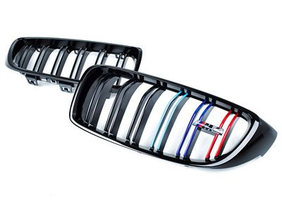 iND - Painted Kidney Grilles - BMW F8X M3 & M4