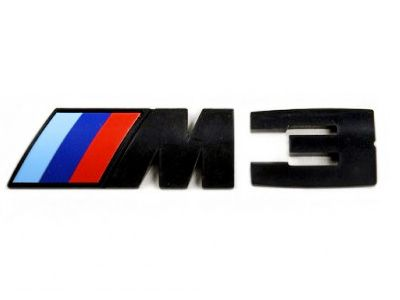 iND - Painted Trunk Badge - BMW E9X M3
