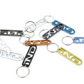 IND Painted Key Chain