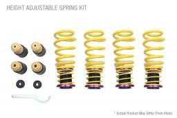 KW Suspensions F92 M8 / M8C Height Adjustable Spring Kit