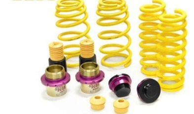 KW - HAS Height Adjustable Lowering Spring Sleeve-Over Kit