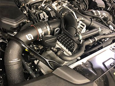 Lusso Performance - Air Intakes - BMW F90 M5