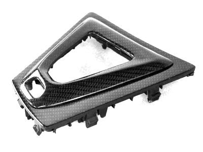 Dinmann - Carbon Fiber DCT Center Console Trim - BMW F8X M3 & M4