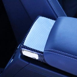 Dinmann - Carbon Fiber Sliding Center Console Trim - BMW F3X 3-Series/4-Series & F8X M3/M4