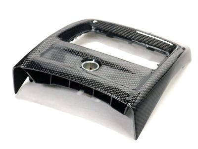 Dinmann - Carbon Fiber Rear Center Console - BMW F3X 3-Series/4-Series & F8X M3/M4