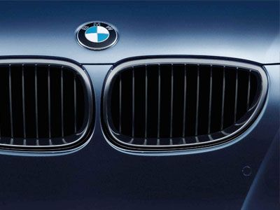 BMW - M Performance Gloss Black Kidney Grilles - BMW E60/E61 5-Series & M5