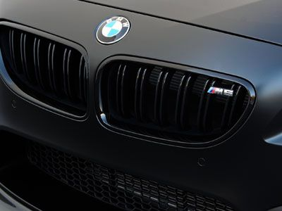 BMW - M Performance Gloss Black Kidney Grilles - BMW F12/F13/F06 M6