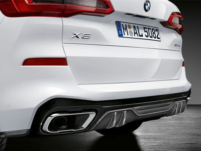 BMW - M Performance Carbon Fiber Rear Diffuser - BMW G05 X5 M Sport