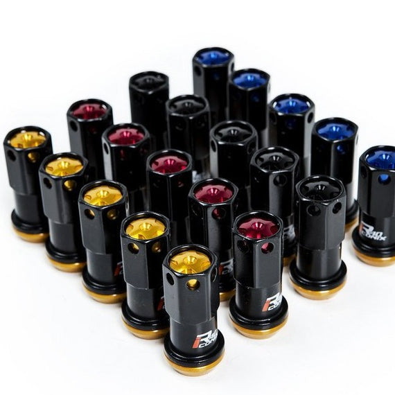 Project Kics Iconix R40 Racing Lug Nut Set - Closed End