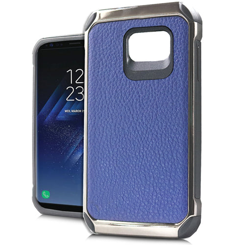 promo code 53490 bfd13 (XL) Samsung Galaxy S8 DELUXE Shock Case Navy Blue