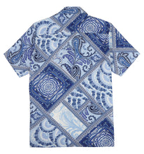 Load image into Gallery viewer, Bandana Reconstructed shirt