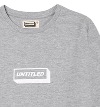 Load image into Gallery viewer, Classic Grey L/S tee