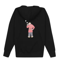 Load image into Gallery viewer, Harper Black hoodie