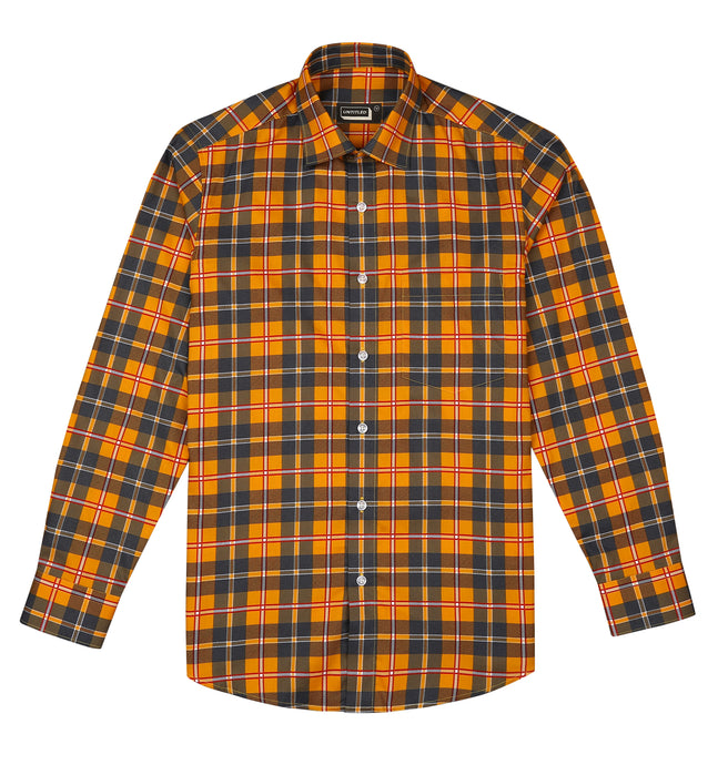 Checkers Yellow shirt