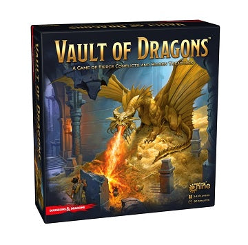 D&D: VAULT OF DRAGONS | BD Cosmos