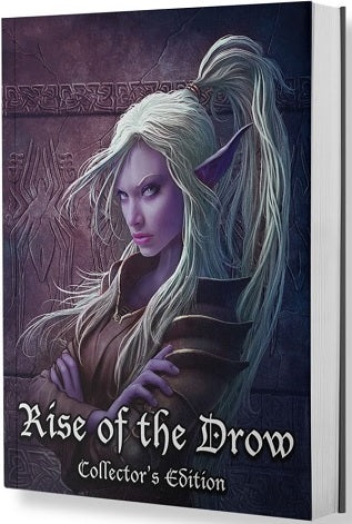 RISE OF THE DROW COLLECTOR'S EDITION 5E HC | BD Cosmos