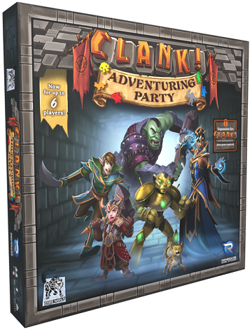 CLANK! ADVENTURING PARTY | BD Cosmos