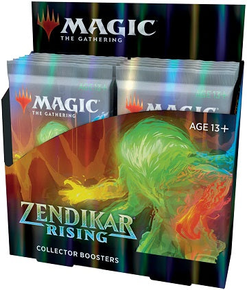 ZENDIKAR RISING COLLECTOR BOOSTER BOX | BD Cosmos