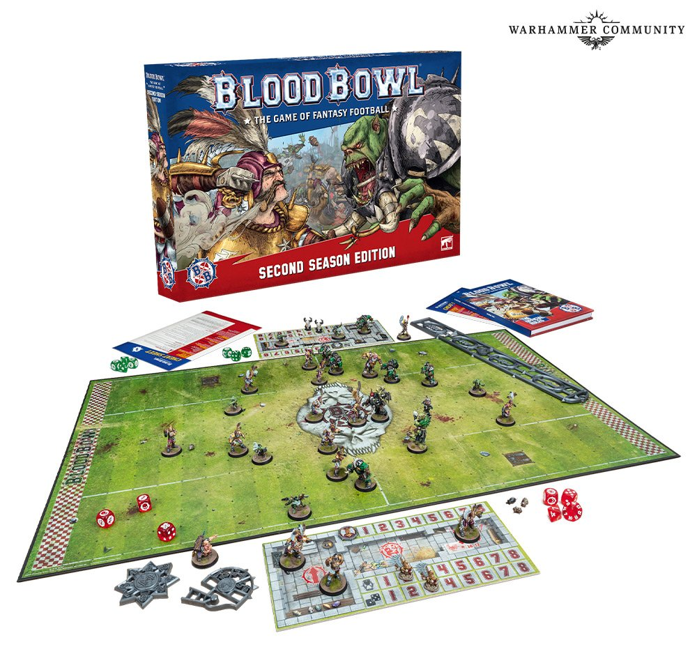 BLOOD BOWL: SECOND SEASON EDITION [ENG] | BD Cosmos