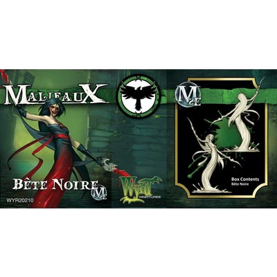 MALIFAUX 2E: RESURRECTIONISTS - BÊTE NOIRE - UPDATED TO M3E | BD Cosmos