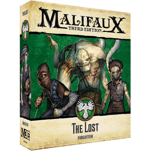 MALIFAUX 3E: RESURRECTIONISTS - THE LOST | BD Cosmos