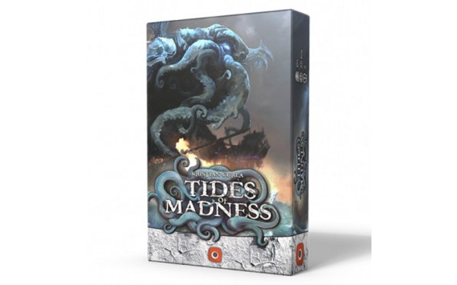 TIDES OF MADNESS [FRE] | BD Cosmos