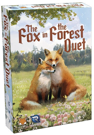 THE FOX IN THE FOREST DUET | BD Cosmos