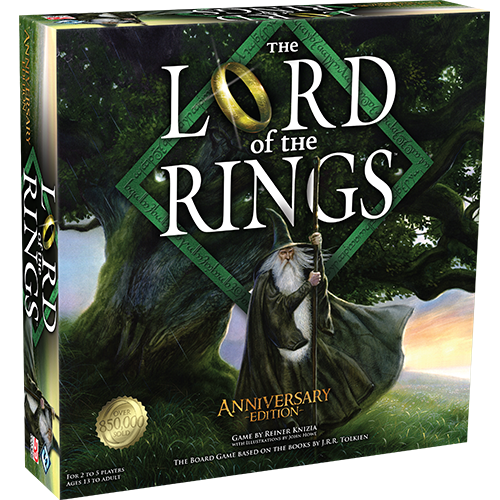 LOTR: THE BOARD GAME [ANNIVERSARY EDITION] | BD Cosmos