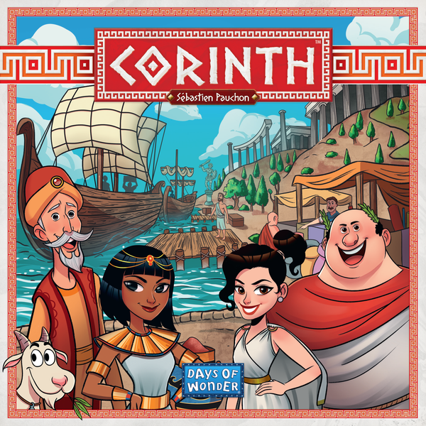 CORINTH [MULTI-LANGUAGE] | BD Cosmos