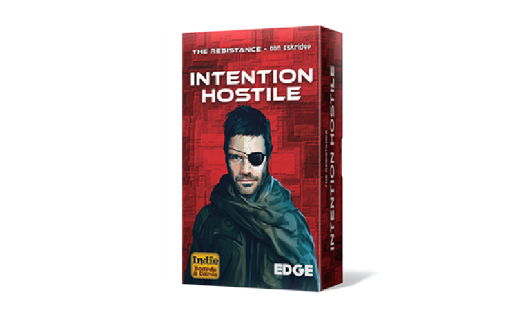 RESISTANCE: INTENTION HOSTILE [FRE] | BD Cosmos