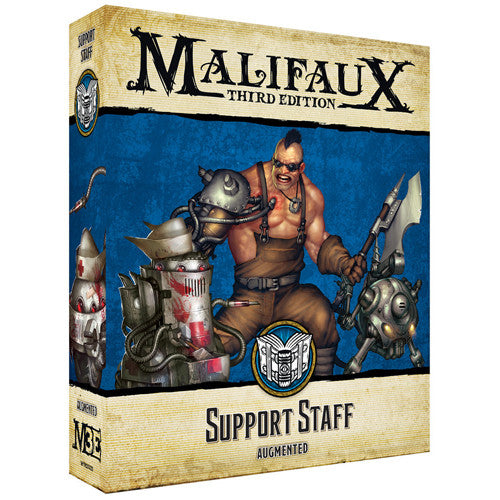 MALIFAUX 3E: ARCANISTS - SUPPORT STAFF | BD Cosmos