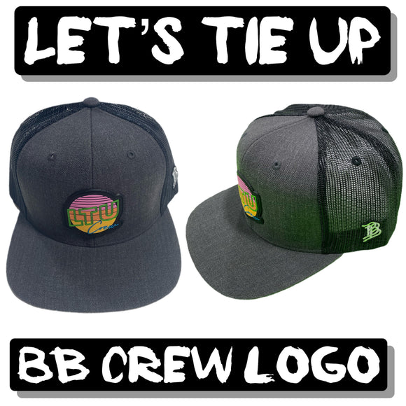 LTU Crew Dark Grey Trucker Hat