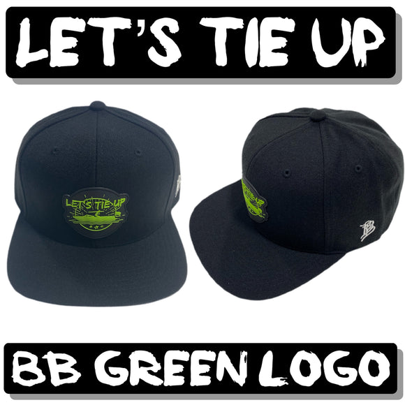 LTU Green Logo BB Hat