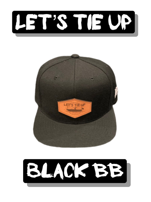 LTU Black BB Hat