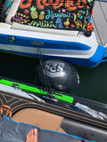 Single Fender with Boatswains Mate Bungee