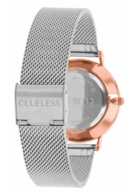 CLASSIC - MESH ARGENT / ROSE GOLD | BCL10004-301