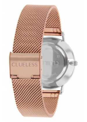 CLASSIC - MESH OR ROSE / ARGENT | BCL10004-303