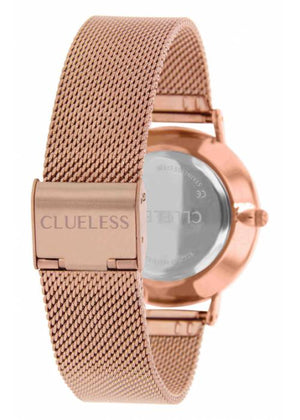 CLASSIC - MESH OR ROSE / ROSE GOLD | BCL10004-801