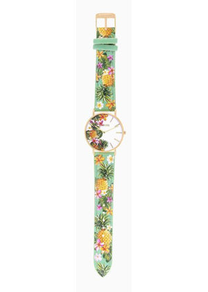 TROPICAL - CUIR MULTICOLORE / DORE | BCL10031-011