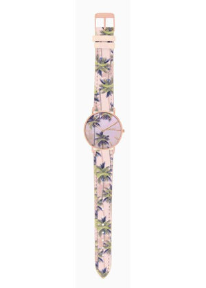 TROPICAL - CUIR MULTICOLORE / ROSE GOLD | BCL10031-062