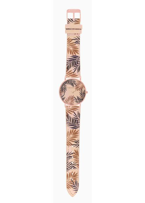 TROPICAL - CUIR MULTICOLORE / ROSE GOLD | BCL10031-064
